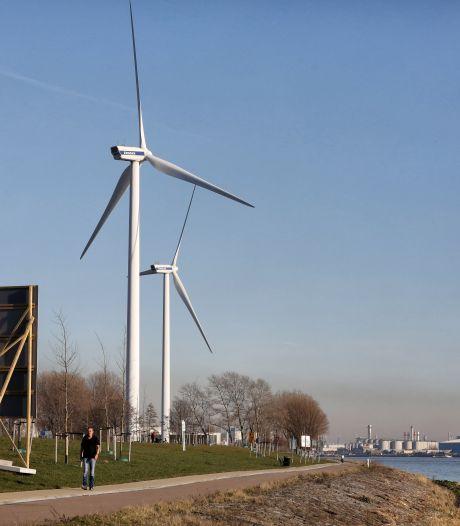 Windturbines in het Oeverbos gaan door ondanks bezwaar: 'Horeca niet onaanvaardbaar bedreigd'