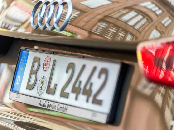 'Mogen wij als Nederlanders ook met een Duits kenteken rijden?'