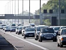 Le trafic est déjà chargé vers le sud de la France