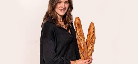 Isa (17) heeft haar eigen broodjesconcept en heeft daarvoor een héél grappige en originele naam bedacht