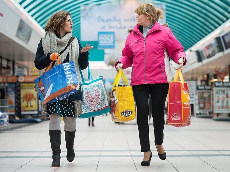 Blog vasten: 40 dagen niet shoppen, maar erover praten mag gelukkig wel!