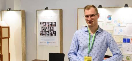 Dommels talent met 'secondlife' stoel op DDW