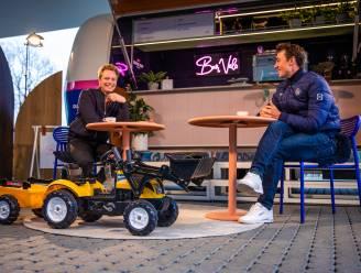 """Yves Lampaert in Bar Vélo: """"De mannen van mijn fanclub zeggen dat ik mijn zoon Forza moet noemen"""""""