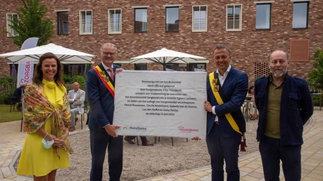 """Woonzorgcentrum Het Berkenhof na één jaar nu ook officieel open: """"Intussen een echte thuis geworden voor de bewoners"""""""