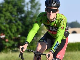 """Siebe Roesems trainde met Remco Evenepoel in Vlaamse Ardennen: """"Hij haalt nu al een hoog niveau"""""""