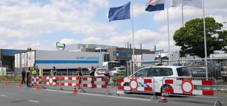 Slachterij Vion in Apeldoorn per direct gesloten, werknemers te dicht op elkaar in busjes