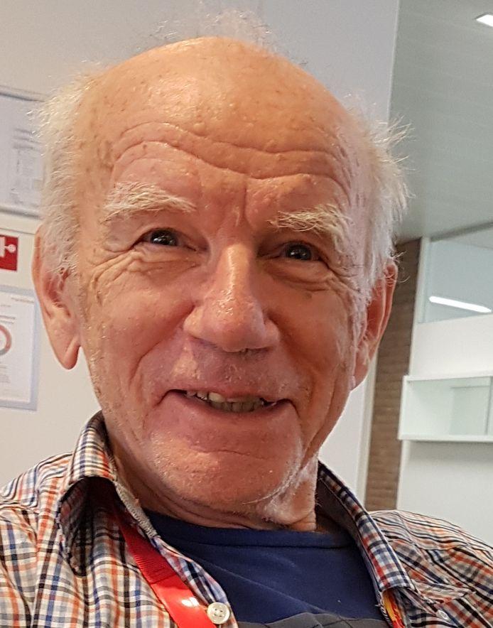 Professor Joop van der Maas