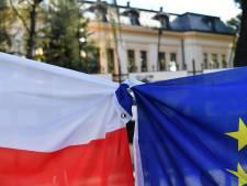 Geen cent meer naar Polen