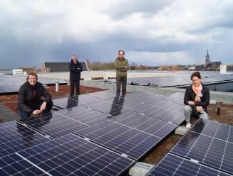525 zonnepanelen op dak woonzorgcentrum in gebruik genomen