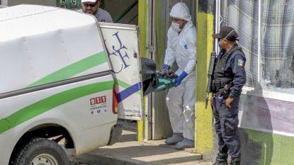 In week tijd twintig lijken gevonden in Mexicaanse staat
