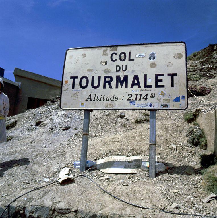 De Tourmalet wordt in deze editie van de Tour de scherprechter.  Beeld BSR Agency