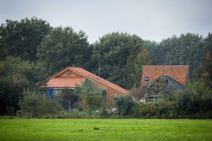 De boerderij aan de Buitenhuizerweg