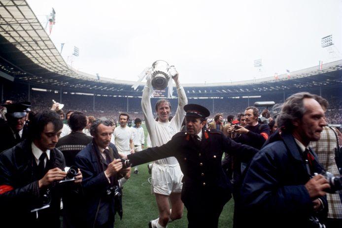 Charlton won met Leeds de FA Cup in 1972.