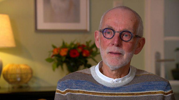Wim in 'DNA onbekend' Beeld AVROTROS
