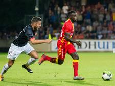 Jong GA Eagles al na 12 minuten  knock-out in FC Eindhoven