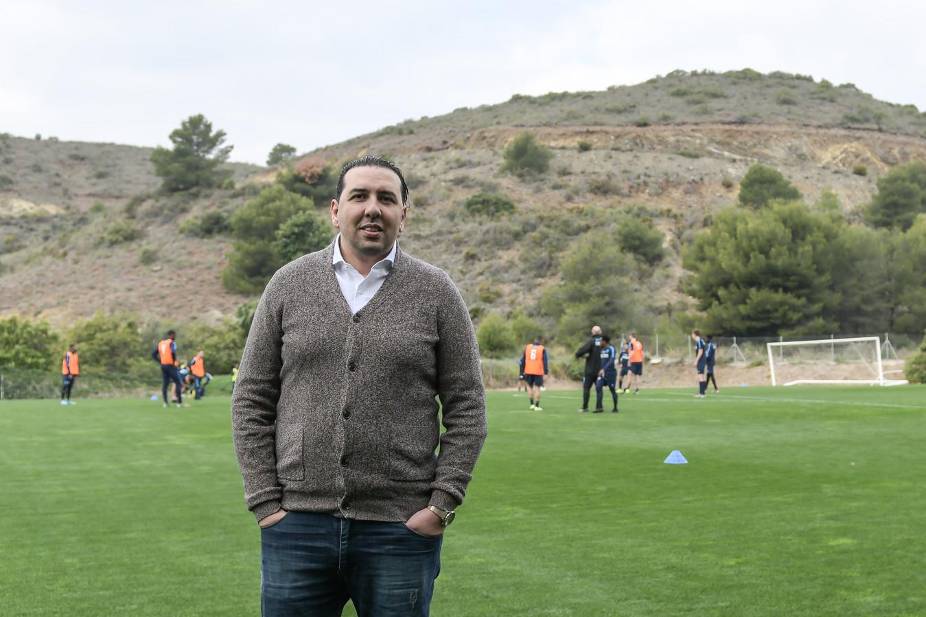 Mohammed Hamdi.