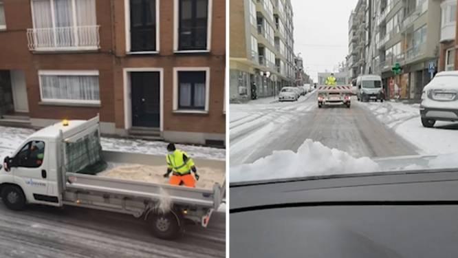 'Strooiwagen' gaat viraal in La Louvière