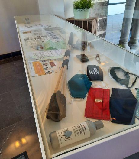 Des témoignages de la crise sanitaire exposés dans ce musée liégeois