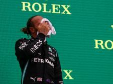 Lewis Hamilton dit se battre toujours contre les séquelles du Covid-19