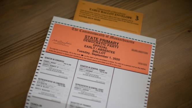 """Fraude met stemmen per post in de VS? """"Weinig bewijs voor"""" zeggen experts van Democraten en Republikeinen"""