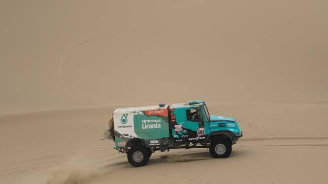 Dakar in Saoedi-Arabië: nu geen druppel alcohol, straks ook geen druppel benzine meer