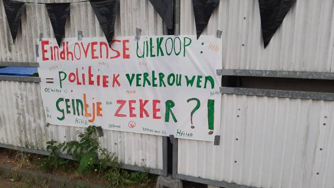 Eindhovense woonbootbewoners verliezen vertrouwen in politiek, 'na tien jaar onzkerheid'