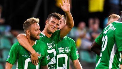Lommel viert terugkeer in profvoetbal met thuiszege tegen Union