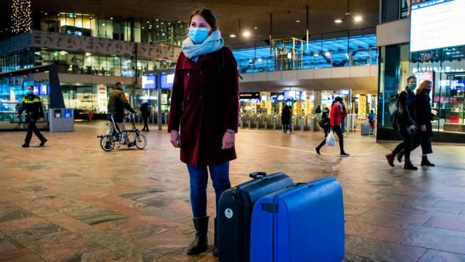 Bredase Rosa (26) haalt de laatste trein naar Londen om bij haar grote liefde te zijn: 'Pap, we moeten omboeken'