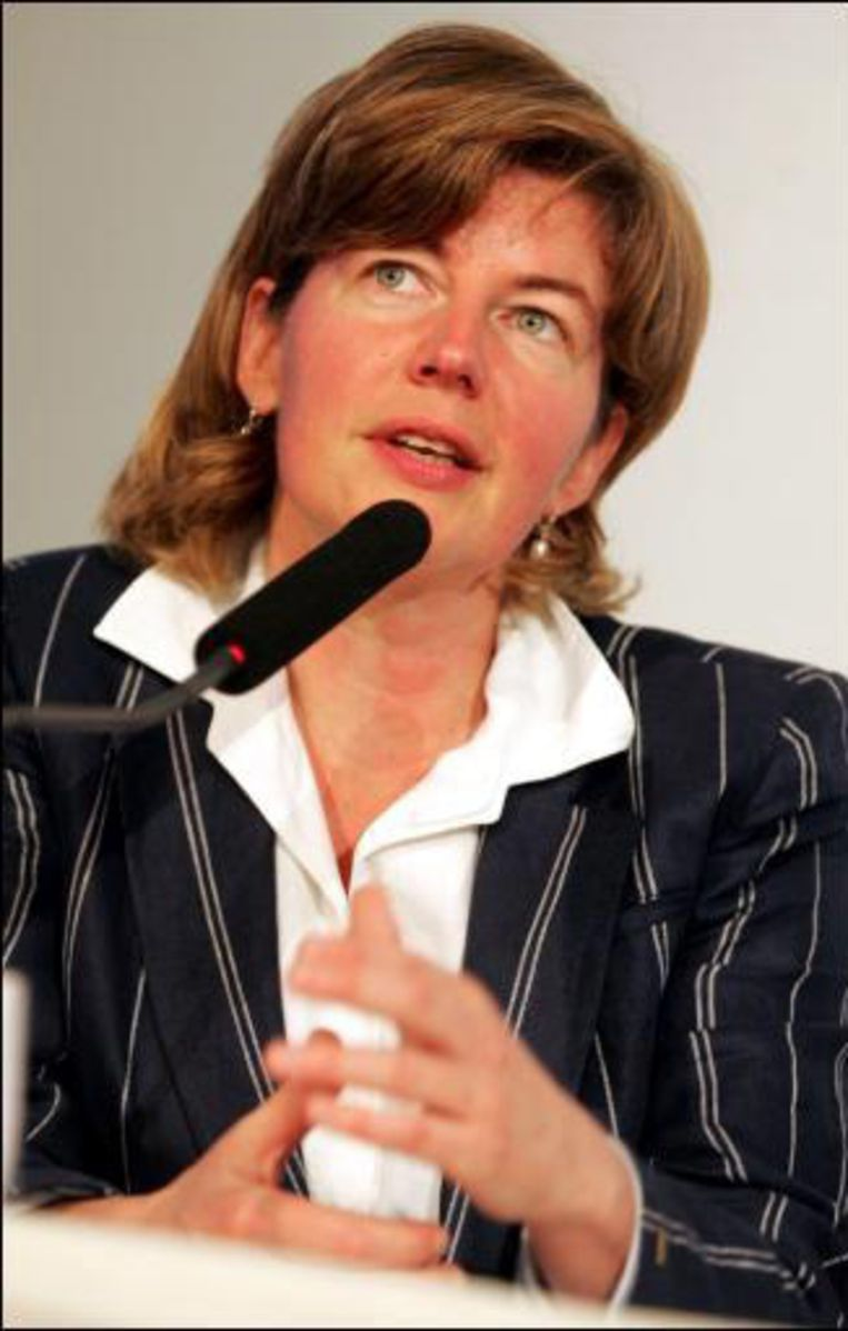 Patricia Ceysens Beeld UNKNOWN