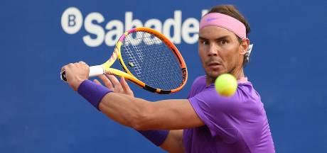 Nadal a souffert contre le 111e mondial, Fognini disqualifié après des injures