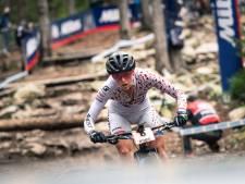 Zesde plaats in de wereldbekerwedstrijd mountainbike, daar kan Anne Terpstra prima mee leven