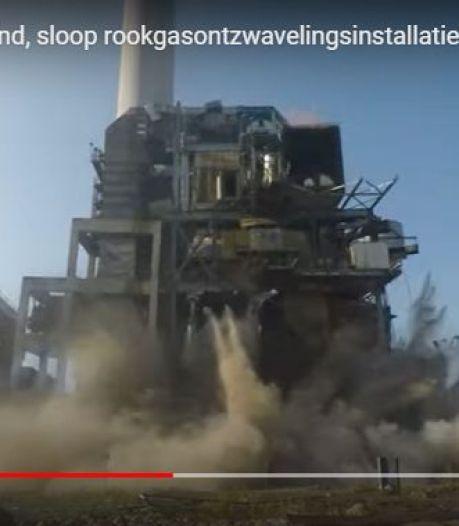 Helemaal vooraan staan bij opblazen van Nijmeegse kolencentrale? Bekijk dan deze nieuwe beelden