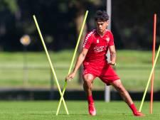 Jeugdspelers FC Twente dromen van de route van Berghuis