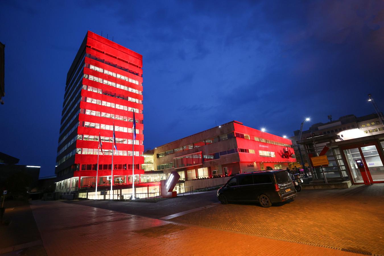 Het Eindhovense stadhuis.