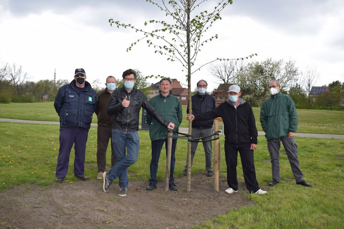 De werkgroep biodiversiteit wil de juiste boom op de juiste plaats.