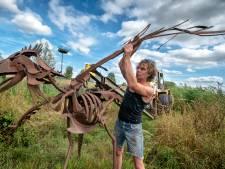 Afbreken, opbreken en inpakken: kunstwerkplaats Schuytgraaf raakt leeg
