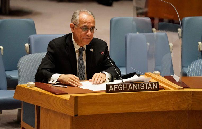Ghulam Isaczai. Beeld AFP