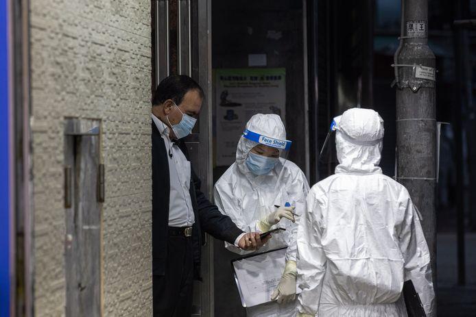 Des membres du personnel diplomatique américain en Chine s'étaient plaints d'avoir été soumis à ces tests intrusifs.