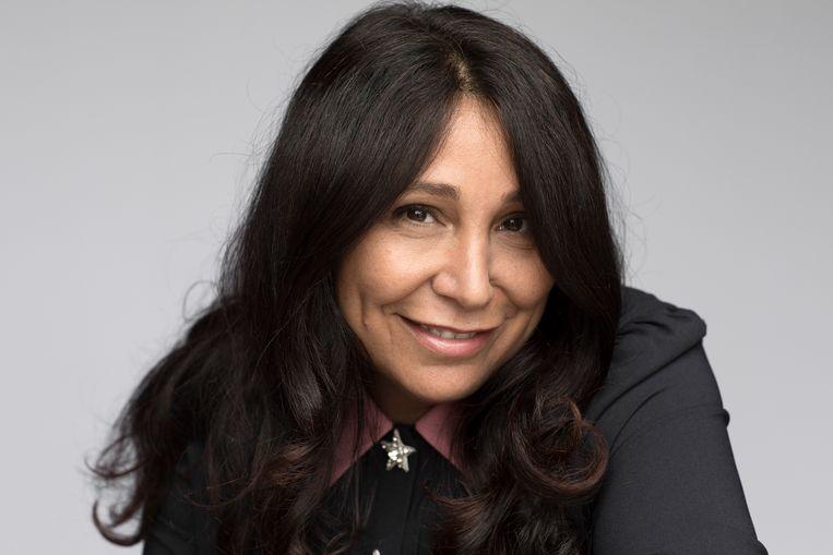 Regisseur Haifaa Al-Mansour: 'Het land is zich aan het openen. Ik hoop dat mijn films daaraan een bijdrage kunnen leveren.' Beeld Brigitte Lacombe