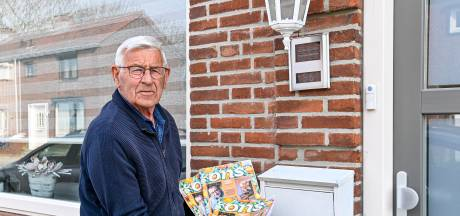 Al meer dan 50 jaar vrijwilliger: Ad van Oorschot uit Kruisland