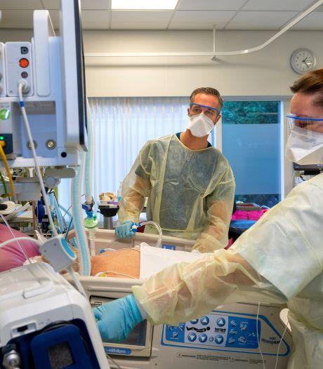 Utrechtse ziekenhuizen slaan alarm om volstromen ic's: 'De situatie is ernstig'