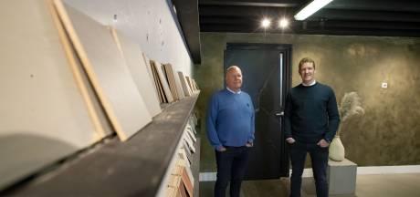 Beton Ciré van Rijssens bedrijf wordt grote hit: 'Je hebt geen voegen meer'