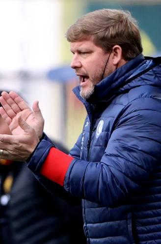 """Hein Vanhaezebrouck ziet AA Gent meteen kostbare punten vergooien: """"Dit is het verhaal van deze groep"""""""