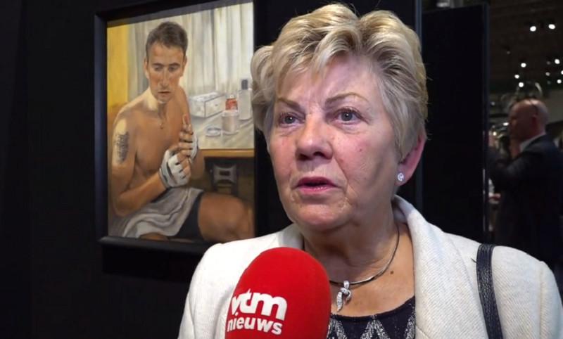 Chantal Van Ruymbeke.