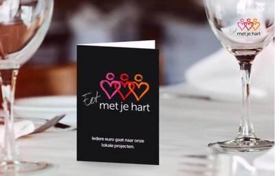 Eén euro extra in 45 Bredase restaurants voor het goede doel