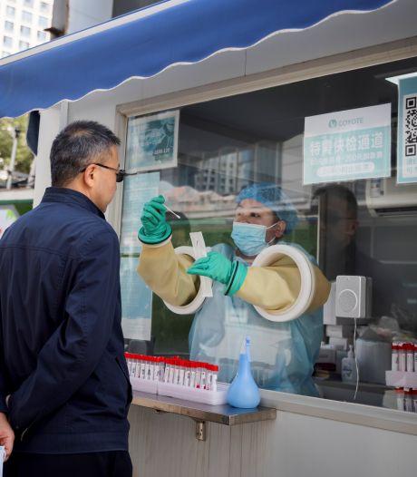 Dépistage massif à Pékin après la découverte de quatre nouvelles infections