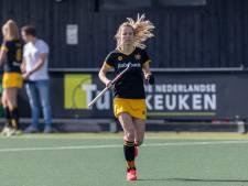 Zeldzaam puntenverlies hockeysters Den Bosch