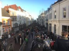 65.000 bezoekers op eerste dag Dickens Festijn in Deventer