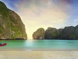 Wereldberoemd Thais strand 'The Beach' blijft twee jaar langer gesloten