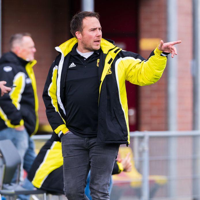 Kevin Vos, coach van VIOS Beltrum